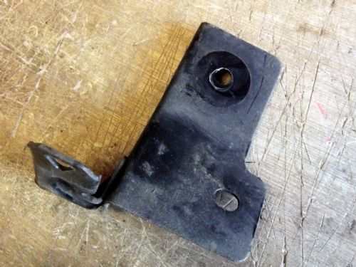 Bracket, diagnostic port, Mazda MX-5 mk1 1.8, N01867BW0, USED